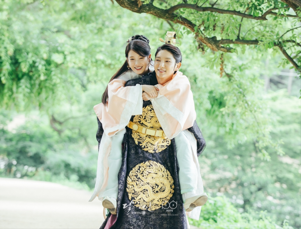 K Drama Review Moon Lovers Scarlet Heart Ryeo Reminds Us That Love Comes With Bliss Pain Memories Kdramadiary